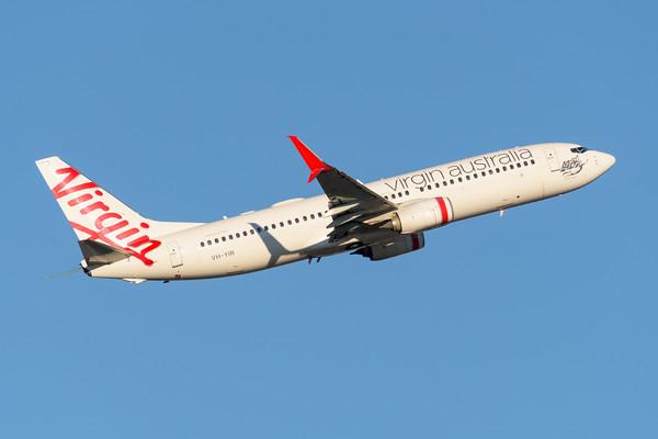 "MMPI_20200715_MMPI0063_0017 - Virgin Australia Boeing 737-8FE VH-YIR ""Cactus beach"" as flight VA962 takes off from Brisbane (YBBN) en route for Sydney (YSSY)."