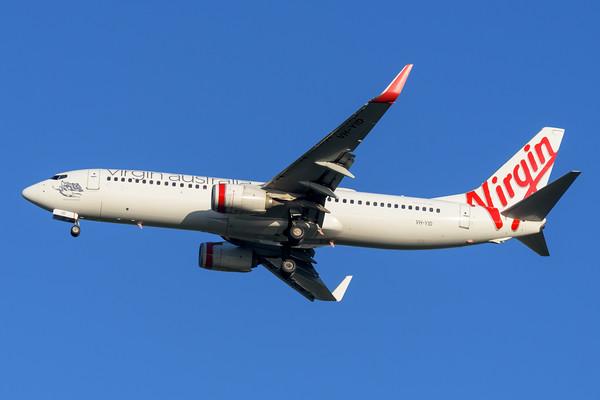 "MMPI_20200322_MMPI0063_0046 - Virgin Australia Boeing 737-8FE VH-YID ""Maroubra Beach"" as flight VA965 on approach to Brisbane Airport (YBBN) ex Sydney (YSSY)."