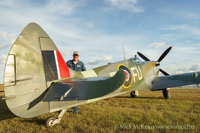 MMPI_20180525_MMPI0049_0163_ME -   Spitfire Mk XVI VH-XVI .