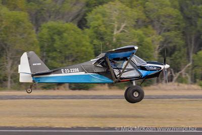 MMPI_20200111_MMPI0063_0007 -  Skyreach Bushcat 23-2206 landing at Great Eastern Fly-In 2020.