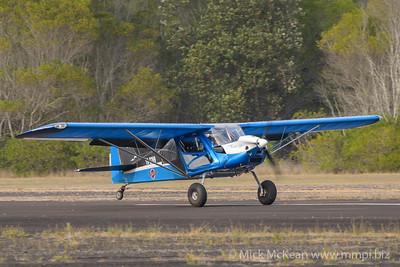 MMPI_20200111_MMPI0063_0004 -  Skyreach Bushcat 19-2209 landing at Great Eastern Fly-In 2020.