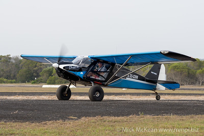 MMPI_20200111_MMPI0063_0006 -  Skyreach Bushcat 23-2206 taxiing at Great Eastern Fly-In 2020.