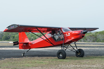 MMPI_20200111_MMPI0063_0010 -  Just Aircraft SuperSTOL 19-8831 taxiing at Great Eastern Fly-In 2020.