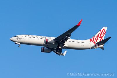 MMPI_20200126_MMPI0063_0010 - Virgin Australia Boeing 737-8FE VH-YIG as flight VA176 on approach to Brisbane (YBBN) ex Nadi (NFFN}.