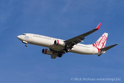MMPI_20200127_MMPI0063_0010 - Virgin Australia Boeing 737-8FE VH-YIW as flight VA104 on approach to Brisbane (YBBN) ex Wellington (NZWN).