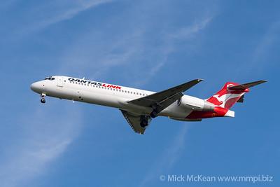 MMPI_20200127_MMPI0063_0007 - QantasLink Boeing 717-2K9 VH-YQY as flight QF1761 on approach to Brisbane (YBBN) ex Cairns (YBCS).
