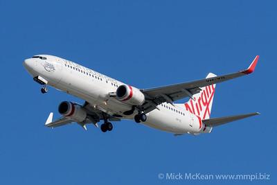 MMPI_20200202_MMPI0063_0003 - Virgin Australia Boeing 737-8FE VH-YIL as flight VA104 on approach to Brisbane (YBBN) ex Wellington (NZWN).