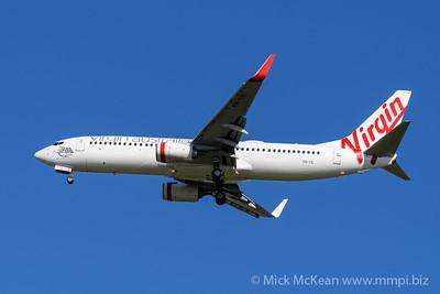 MMPI_20200202_MMPI0063_0004 - Virgin Australia Boeing 737-8FE VH-YIL as flight VA104 on approach to Brisbane (YBBN) ex Wellington (NZWN).
