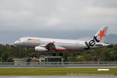 MMPI_20200208_MMPI0063_0007 - Jetstar Airbus A320-232 VH-VQK as flight JQ400 landing at Gold Coast Airport (YBCG) ex Sydney (YSSY).