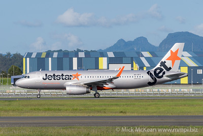 MMPI_20200216_MMPI0063_0012 - Jetstar Airbus A320-232 VH-VFY as flight JQ433 begins its takeoff roll at Gold Coast Airport (YBCG) bound for Melbourne (YMML).