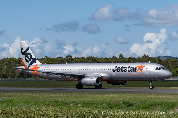 MMPI_20200216_MMPI0063_0022 - Jetstar Airbus A321-231 VH-VWQ as flight JQ435 taxiing at Gold Coast Airport (YBCG) bound for Melbourne (YMML).