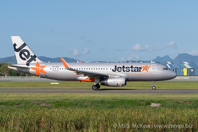 MMPI_20200216_MMPI0063_0011 - Jetstar Airbus A320-232 VH-VFY as flight JQ433 taxiing at Gold Coast Airport (YBCG) bound for Melbourne (YMML).