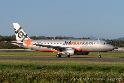 MMPI_20200216_MMPI0063_0005 - Jetstar Airbus A320-232 VH-VQE as flight JQ401 taxiing at Gold Coast Airport (YBCG) bound for Sydney (YSSY).