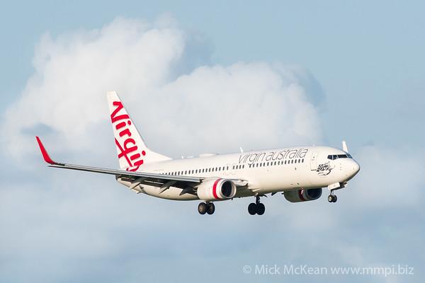 MMPI_20200229_MMPI0063_0025 - Virgin Australia Boeing 737-8FE VH-YVC as flight VA376 on approach to Brisbane Airport (YBBN) ex Townsville (YBTL).