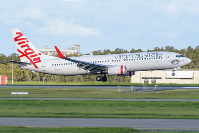 MMPI_20200229_MMPI0063_0015 - Virgin Australia Boeing 737-8FE VH-YIL as flight VA104 on approach to Brisbane Airport (YBBN) ex Wellington (NZWN).