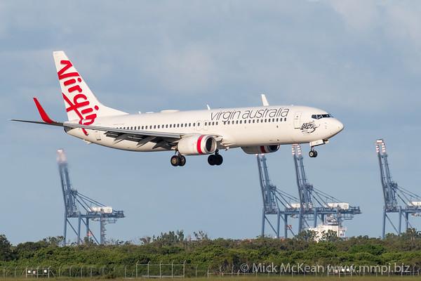 MMPI_20200229_MMPI0063_0026 - Virgin Australia Boeing 737-8FE VH-YVC as flight VA376 on approach to Brisbane Airport (YBBN) ex Townsville (YBTL).