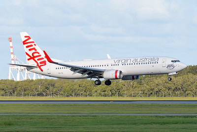 MMPI_20200229_MMPI0063_0014 - Virgin Australia Boeing 737-8FE VH-YIL as flight VA104 on approach to Brisbane Airport (YBBN) ex Wellington (NZWN).