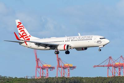 MMPI_20200229_MMPI0063_0013 - Virgin Australia Boeing 737-8FE VH-YIL as flight VA104 on approach to Brisbane Airport (YBBN) ex Wellington (NZWN).