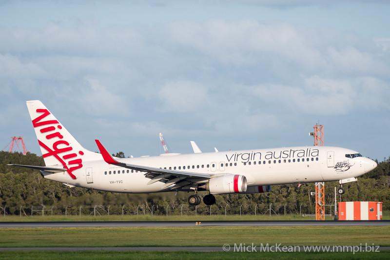 MMPI_20200229_MMPI0063_0028 - Virgin Australia Boeing 737-8FE VH-YVC as flight VA376 on approach to Brisbane Airport (YBBN) ex Townsville (YBTL).
