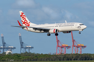 MMPI_20200229_MMPI0063_0012 - Virgin Australia Boeing 737-8FE VH-YIL as flight VA104 on approach to Brisbane Airport (YBBN) ex Wellington (NZWN).
