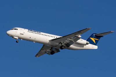MMPI_20200322_MMPI0063_0013 - Alliance Airlines Fokker F100 VH-UQA as flight VA1264 on approach to Brisbane Airport (YBBN) ex Emerald (YEML).