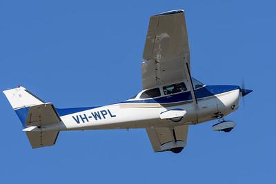 MMPI_20200524_MMPI0063_0001 - Brisbane Flying Group Cessna 172S Skyhawk SP VH-WPL takes off from Archerfield (YBAF).