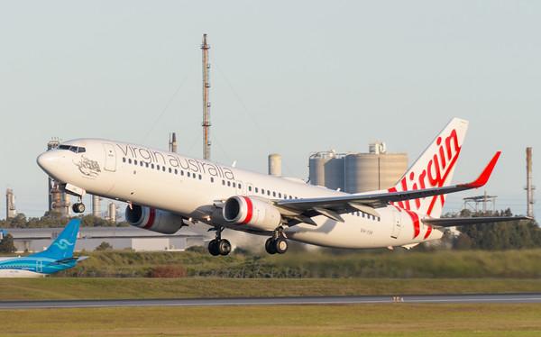 _MM59934 - Virgin Australia Boeing 737-8FE VH-YIH as flight VA962 takes off from Brisbane (YBBN) en route for Sydney (YSSY).