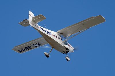MMPI_20200801_MMPI0063_0015 - FlightScope Aviation Aeropro Eurofox 3K 24-4844 takes off from Archerfield (YBAF) for flight training.