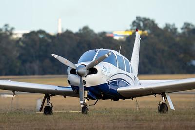MMPI_20200801_MMPI0063_0007 -  Piper PA-28R-201 Arrow III VH-PRF parked.