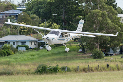 MMPI_20210220_MMPI0079_0046 -  Jabiru J230-D 19-7756 on approach to the Airsport Qld breakfast fly-in.