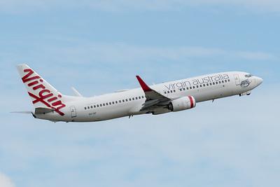 MMPI_20210227_MMPI0078_0019 - Virgin Australia Boeing 737-8FE VH-YIF as flight VA1388 climbing after takeoff from Brisbane (YBBN) en route for Adelaide (YPAD).