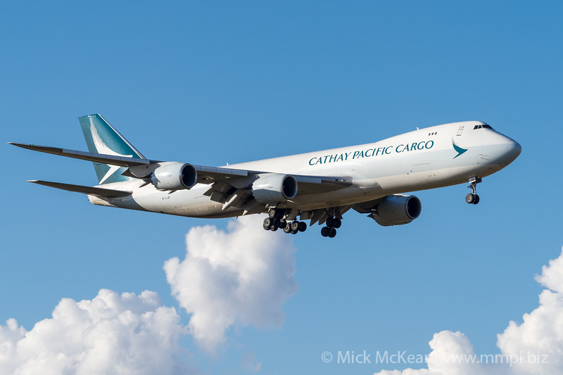 MMPI_20210309_MMPI0078_0001 - Cathay Pacific Cargo Boeing 747-867(F) B-LJB on approach to Wellcamp (YBWW) ex Melbourne (YMML).