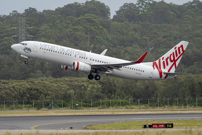 MMPI_20210403_MMPI0078_0008 - Virgin Australia Boeing 737-8FE VH-VOL as flight VA781 takes off from brisbane (YBBN) en route for Cairns (YBCS).