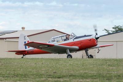 MMPI_20210411_MMPI0078_0003 -  De Havilland Canada DHC-1 T.10 Chipmunk VH-JHN taxiing at Auster Meet April 2021.