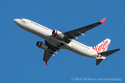 "MMPI_20210520_MMPI0078_0012 - Virgin Australia Boeing 737-8FE VH-YIR ""Cactus Beach"" takes off from Brisbane (YBBN)."