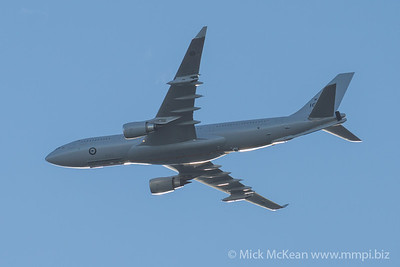 MMPI_20210718_MMPI0078_0001 - RAAF Airbus KC-30A MRTT A39-002 on approach to RAAF Amberley (YAMB).