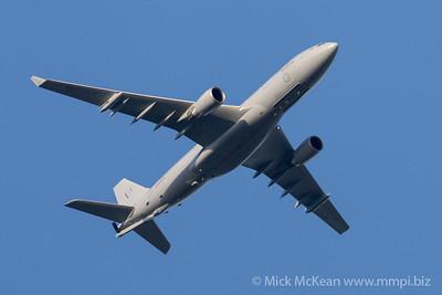 MMPI_20210718_MMPI0078_0002 - RAAF Airbus KC-30A MRTT  on approach to RAAF Amberley (YAMB).