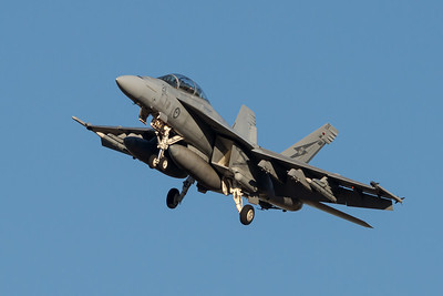 MMPI_20210724_MMPI0085_0024 - Royal Australian Air Force Boeing F/A-18F Super Hornet A44-211 on approach to RAAF Amberley (YAMB) after a mission as part of exercise Talisman Sabre 2021.