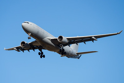 MMPI_20210724_MMPI0085_0010 - Royal Australian Air Force Airbus KC-30A A39-001 on approach to Amberley (YAMB) after a tanking mission as part of exercise Talisman Sabre 2021.