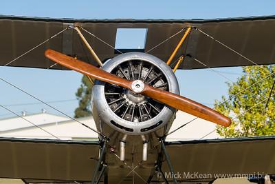 MMPI_20210727_MMPI0086_0005 -  Sopwith Pup (replica) N8649 engine close-up.