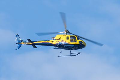 MMPI_20211004_MMPI0078_0001 - Karreman Plant Hire Aerospatiale AS350 B2 VH-KRG in lfight.