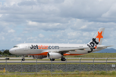 MMPI_20210228_MMPI0078_0002 - Jetstar Airways Airbus A320-232 VH-VGT as flight JQ931 taxiing at Brisbane (YBBN) after arrival from Cairns (YBCS).