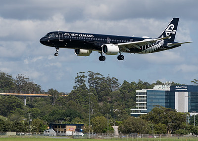 MMPI_20200216_MMPI0063_0054 - Air New Zealand Airbus A321-271NX ZK-NNA as flight NZ937 on approach to Gold Coast Airport (YBCG) ex Auckland (NZAA).