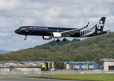 MMPI_20200216_MMPI0063_0055 - Air New Zealand Airbus A321-271NX ZK-NNA as flight NZ937 on approach to Gold Coast Airport (YBCG) ex Auckland (NZAA).