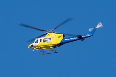 MMPI_20200819_MMPI0063_0002 -  Bell 412EP VH-XCK as callsign RSCU511 in flight bound for Archerfield (YBAF) ex Maroochydore (YBSU).