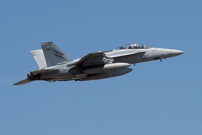 MMPI_20201001_MMPI0063_0017 - Royal Australian Air Force Boeing F/A-18F Super Hornet A44-220 climbing after takeoff.