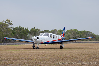 MMPI_20200111_MMPI0063_0113 -  Piper PA-32R-301 Saratoga SP VH-NED taxiing at Great Eastern Fly-In 2020.