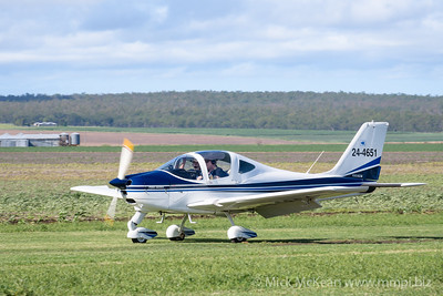 MMPI_20200308_MMPI0065_0099 -  Tecnam P2002 Sierra 24-4651 landing at 2020 Clifton fly-in.
