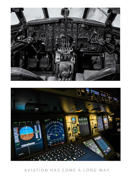 2013 Pic(k) of the week 12: Aviation has come a long way