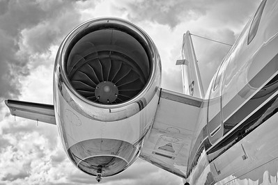 Cessna Citation Excel engine
